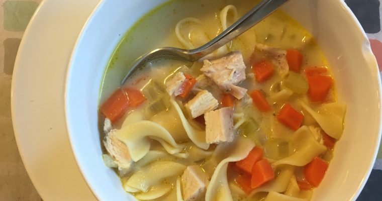 Marilyn's Chicken Soup