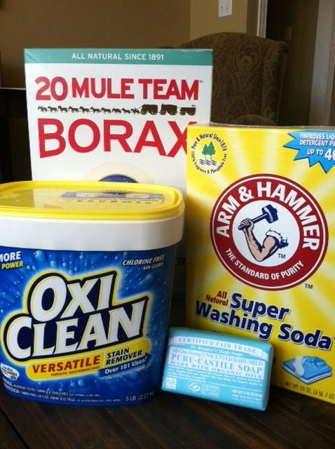 Laundry Detergent Recipe