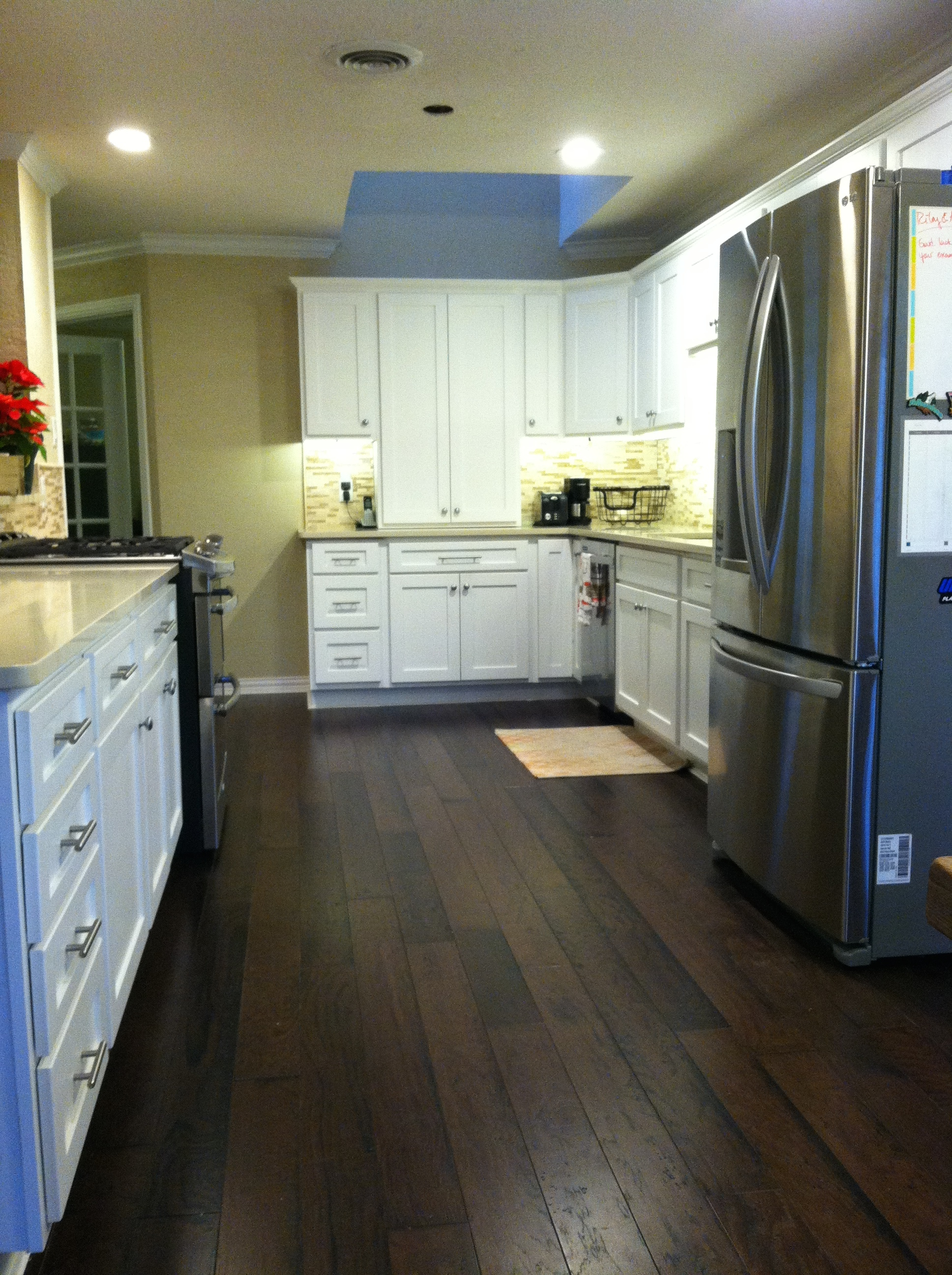 The Kitchen is Finished!!!!